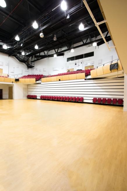 Bromley Hall - seats away.