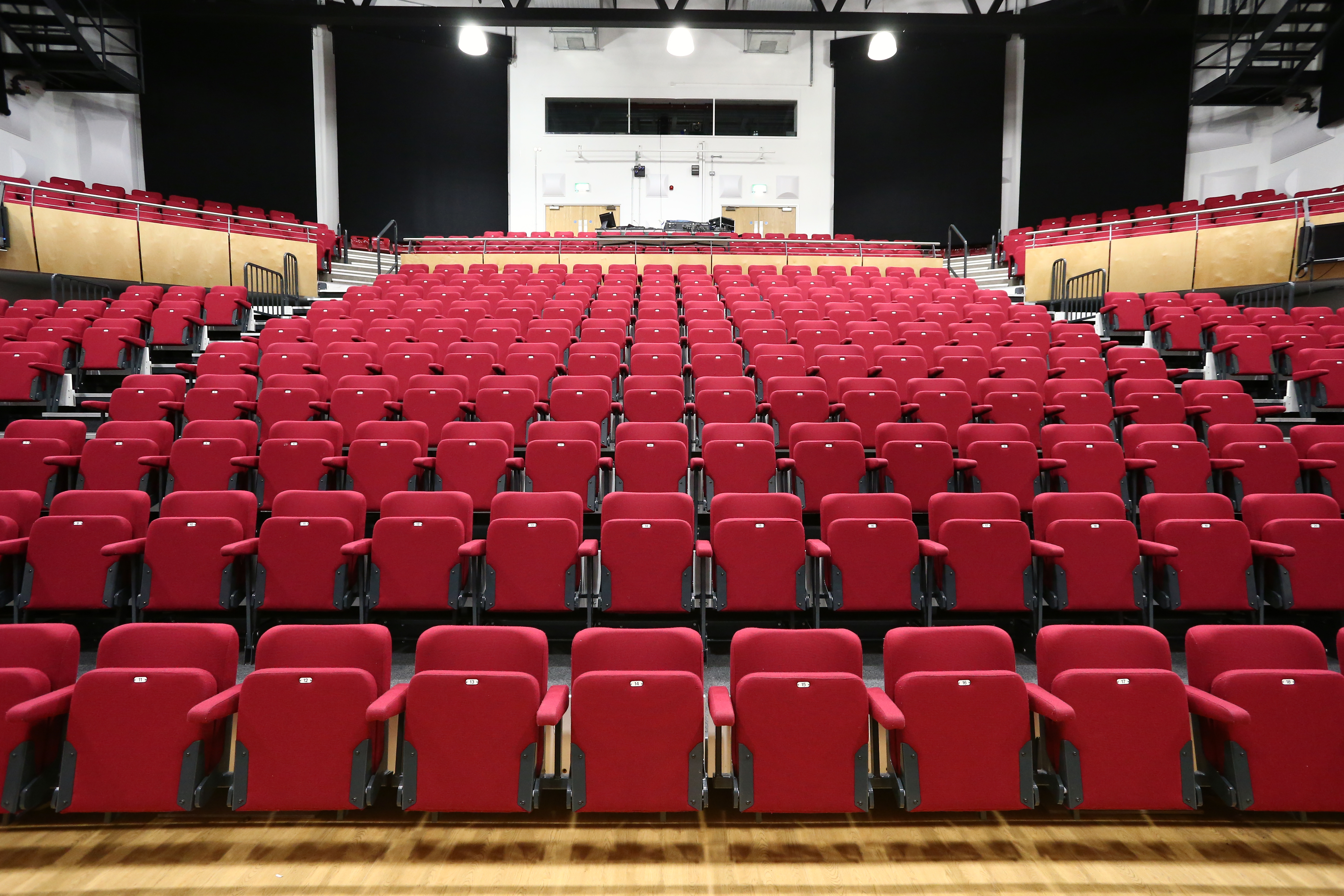 hire our theatre conference venues langley park venues. Black Bedroom Furniture Sets. Home Design Ideas