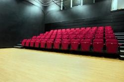 Studio/Lecture Theatre - seats 120.