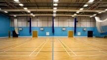 Sports Hall.